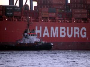 typisch Hamburger Hafen