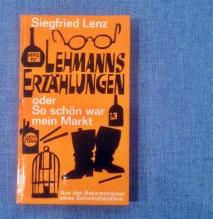 Lehmanns erzählungen von S. Lenz:  die Clipsy Literaturliste