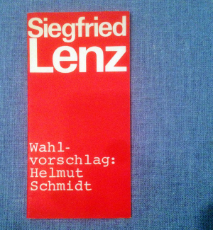 Lenz - Schmidt - SPD