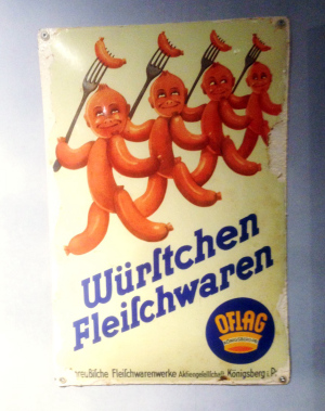 Königsberg Wurstfabrik OFLAG