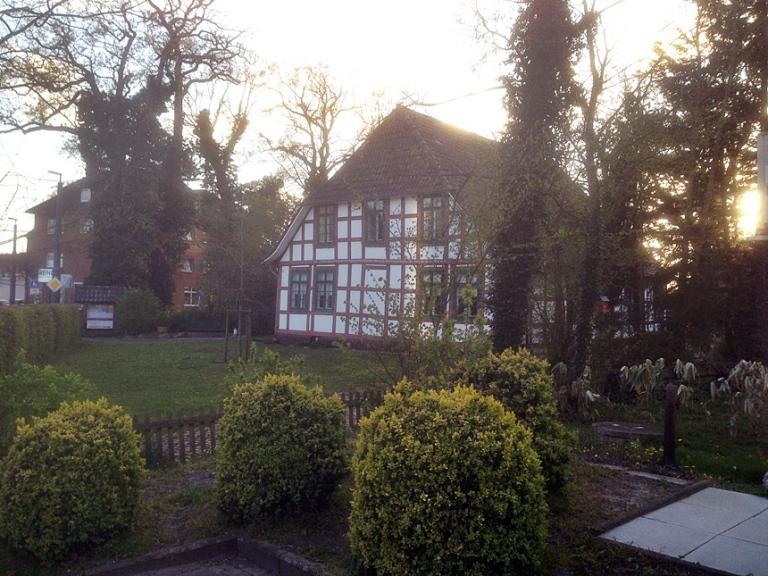 fachwerkhaus in Lilienthal bei Bremen