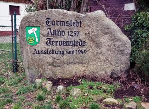 seit wann gibt es die Tarmstedter Ausstellung?  Seit 1949 schon!