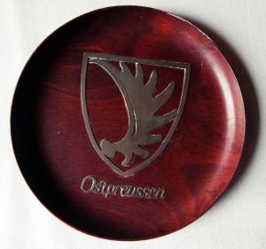 Ostpreussen Wappen Elchschaufel