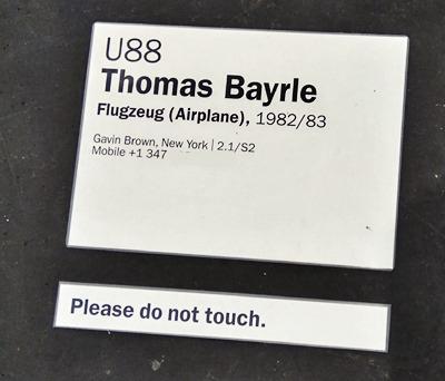 thomas bayrle (vorher auf der documenta zu sehen)