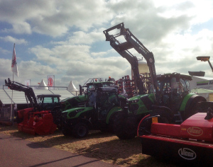 Tarmstedter Ausstellung Landwirtschafts Messe