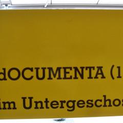 documenta kassel kunst