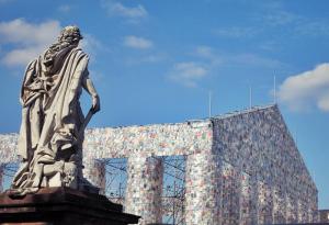 Kunstausstellung Documenta in Kassel