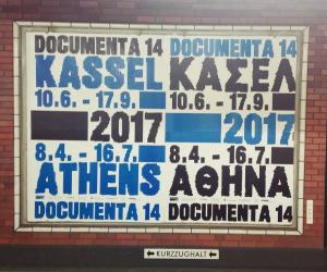 documenta Kassel und Athen