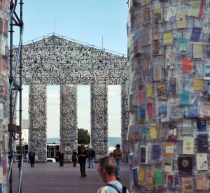 d14 documenta KasselPparthenon der Bücher