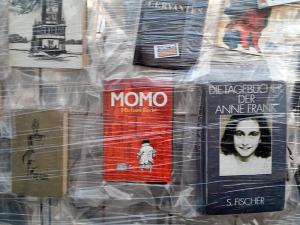 verbotene Bücher kunstwerk documenta
