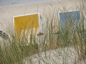 strand, strandkorb, erhohlung, Sylturlaub